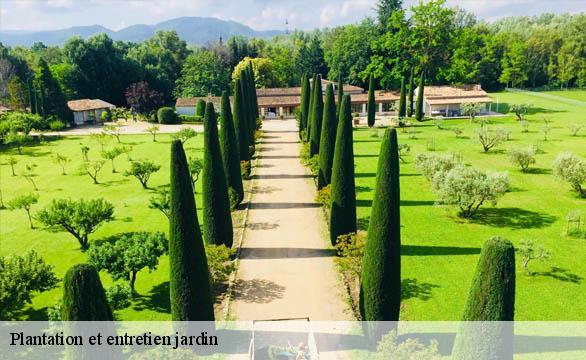 Plantation et entretien de jardin à Les Essarts 76530